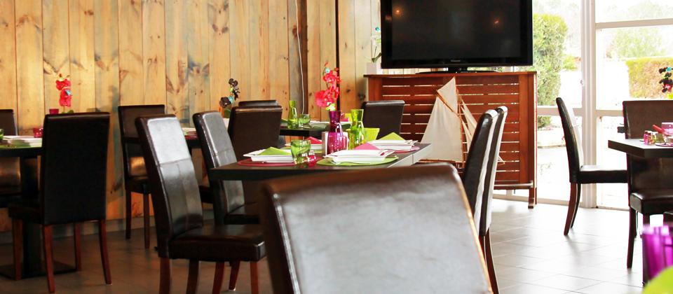 Hôtel avec piscine, spa, restaurant, Wifi gratuit à proximité du Bassin d'Arcachon et de Lacanau
