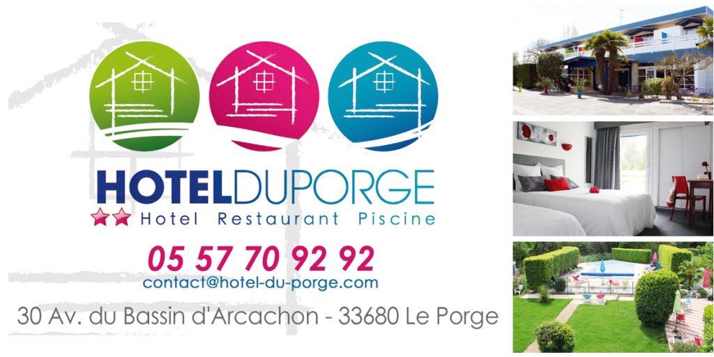 Hotel Claouey Cap Ferret 33