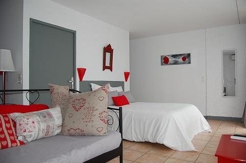 Hotel chambre handicapée, persnonne a mobilité reduite, PMR, Lacanau