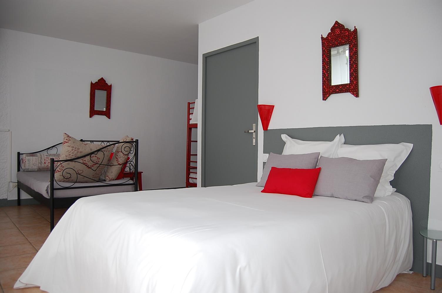 chambre familiale 4 5 personnes haute saison hotel du