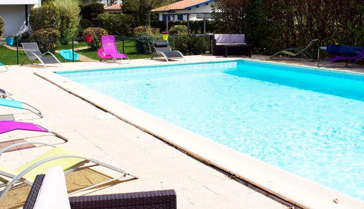 Chambre familiale 4 5 personnes haute saison hotel du - Piscine andernos les bains ...