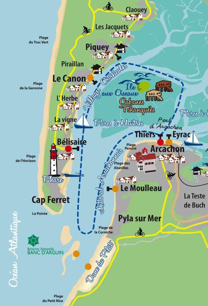 Vacances 224 L 232 Ge Cap Ferret Hotel Du Porge Hotel Bassin